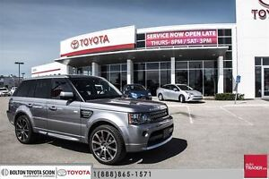 2013 Land Rover Range Rover Sport V8 Supercharged (SC) Loaded! 2