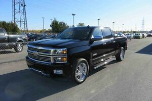 2015 CHEVROLET SILVERADO 1500 4WD CREW CAB high country nav toit