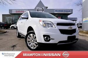 2010 Chevrolet Equinox LTZ *Leather|Heated seats|Rear view monit