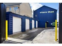 Store That: Secure & Reliable Self-Storage in the Heart of London, Docklands! 22-155' Unit Available