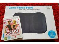 Wii Fitness Board, Games and Dance Mat from £3