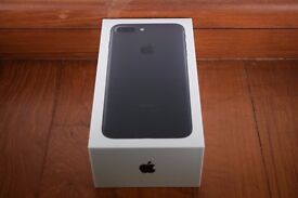 Iphone 7 32GB o2 unboxed