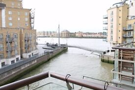 **2 BEDROOMS, 2 BATHROOMS, BALCONY, RIVER VIEWS!** AH
