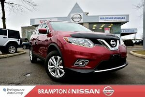 2016 Nissan Rogue SV Family Tech *Heated seats|Rear view monitor