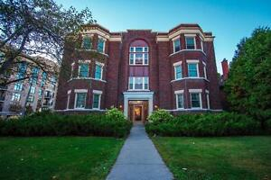 Stunning Fully Reno'd 3 Bed Apartment Available January 1st.