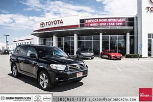 2008 Toyota Highlander 4-Door 4WD V6 Sport 5A 7-Pass Reduced.AWD