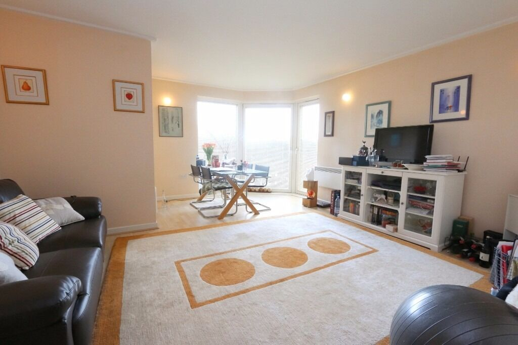 Spacious 2 BED 2 BATH flat on ground floor in SEACON TOWER, E14, GYM, TERRACE, 24hr porter,