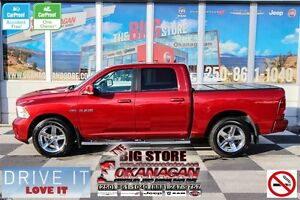 2010 Dodge Ram 1500 4x4, No-Accidents, Not Smoked In, LOADED!!!