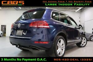 2013 Volkswagen Touareg Execline| Navigation| Pano Roof| Factory