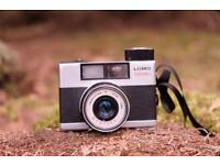 Lomo 135bc vintage film camera 35mm