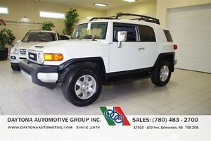 2008 Toyota FJ Cruiser C-PACKAGE LOADED 4X4 AUTO