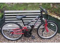 Bikes Apollo FS24 (excellent condition)