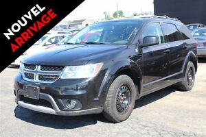 2013 Dodge Journey CREW V6 TV/DVD 7 PASSAGERS