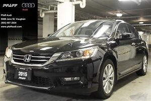 2015 Honda Accord Sedan EX-L V6 at