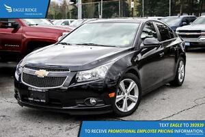2012 Chevrolet Cruze LTZ Turbo Sunroof and Heated Seats