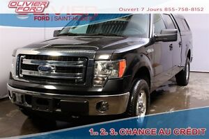 2014 Ford F-150 XLT+4X4+A/C