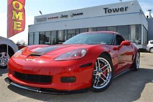 2007 Chevrolet Corvette Z06- ONE OF A KIND, MUST SEE!
