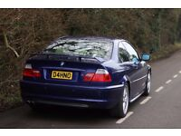BMW E46 330ci Clubsport