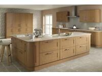 Timber Kitchen Units