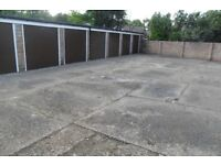 DOUBLE GARAGE TO RENT: West Heath Road r/o 44 London SE2 0RX - GATED SITE