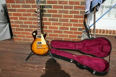1974 Gibson Les paul Standard - Vintage Sunburst on Rummage