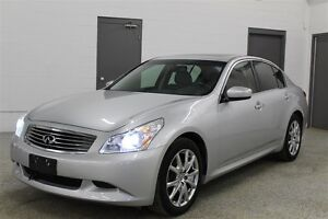2009 Infiniti G37X Sport  Accident Free, Full Leather, MINT COND