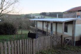 Three Bed Caravan, 7 miles from Lampeter