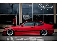 bmw e36 convertible parts & panels......coupe m3