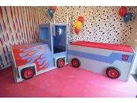 Optimus Prime Truck bed