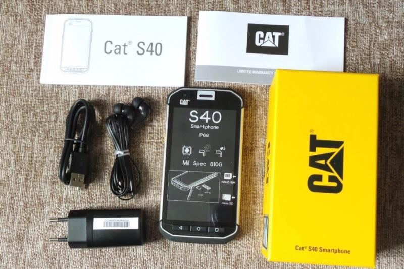 Cat Unlocked Construction Phone Cat S40 Cat B30 Brand