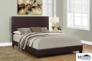 Chocolate Complete Queen Bed