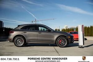 2015 Porsche Macan Turbo Porsche Approved Certified With Warrant