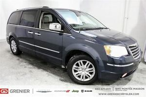 2008 Chrysler Town & Country Limited*DVD,Groupe électrique, Pneu