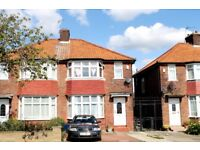 FOUR BEDROOM SEMI-DETACHED H OUSE TO RENT IN COLINDALE, NW9