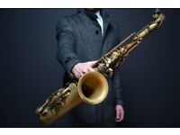 Saxophone lessons with professional experienced teacher. 1 to 1 tuition