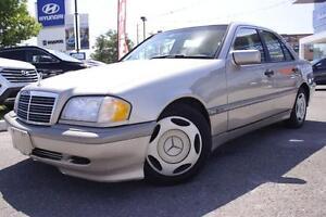 1999 Mercedes-Benz C Class