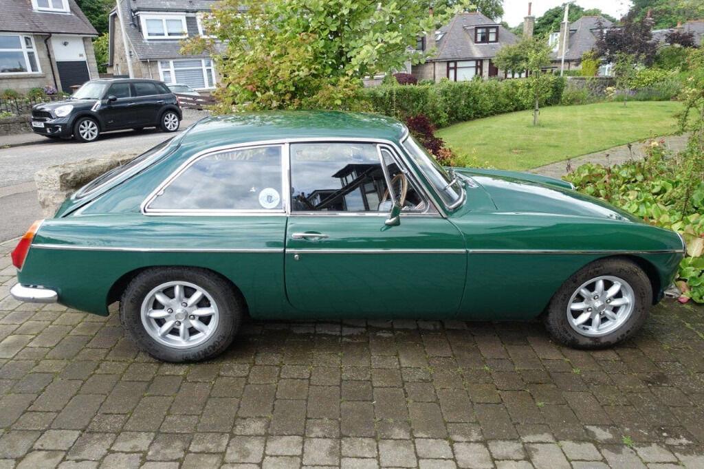 1970 MGB GT (Tax Exempt) British Racing Green | in Aberdeen | Gumtree