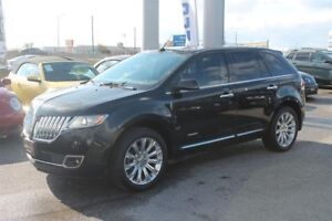 2012 Lincoln MKX AWD w/ Nav & Back-Up Cam!!