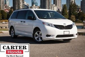 2015 Toyota Sienna 7 Passenger + ACCIDENTS FREE + LOCAL + BACKUP