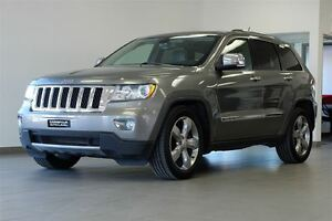 2011 Jeep Grand Cherokee Overland LTD NAVI AWD FULL