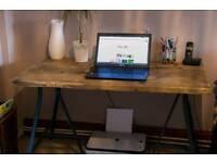 Handmade Reclaimed Wood Desk