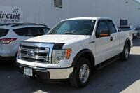 2013 FORD F-150 XLT 4X2 TOW PACK