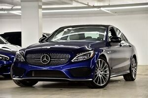 2017 Mercedes-Benz C-Class C43 AMG 4MATIC Sedan