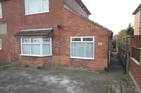 TWO Double Bedroomed Ground floor Apartment - HILL VIEW ROAD, S43 1JW - Brimington