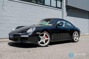 2009 Porsche 911 Carrera S! Local! Sport Chrono! Navigation!