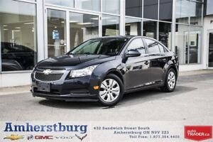 2014 Chevrolet Cruze LT - REMOTE START, BLUETOOTH & MORE!