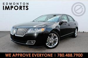 2011 Lincoln MKZ AWD   CERTIFIED   NAV   ONLY 73 KMS
