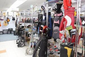 ** GAME ON ** Great Selection of Sporting  Equipment