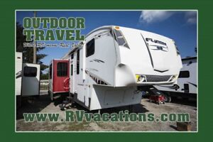 2009 KEYSTONE Fuzion 402 Used Toy Hauler For Sale