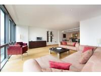 2 bedroom flat in No1. West India Quay, Hertsmere Road, Canary Wharf E14